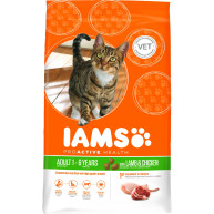 IAMS Lamb & Chicken Adult Cat Food 15kg x 2