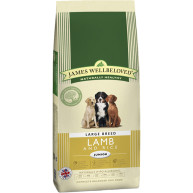 James Wellbeloved Lamb & Rice Junior Large Breed Dog Food