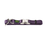 Hunter Vario Basic Alu-Strong Nylon Violet Collar