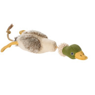 Hunter Wild Duck on Rope Dog Toy