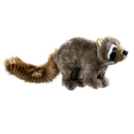 Hunter Wildlife Raccoon Dog Toy