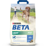 BETA Turkey Light Adult Dog Food 2.5kg
