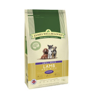 James Wellbeloved Small Breed Lamb & Rice Senior Dog Food 1.5kg