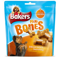 Bakers Mini Bones Chicken Dog Treats