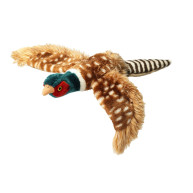 House Of Paws Plush Pheasant Dog Toy