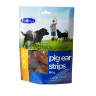 Hollings Pig Ears Dog Chews  10 pieces