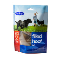 Hollings Filled Hoof Dog Treat 2 PK