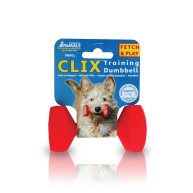 CLIX Training Dumbbell For Dogs  Medium