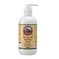 Grizzly Salmon Oil for Dogs & Cats