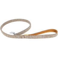 Earthbound Tweed Beige Dog Lead