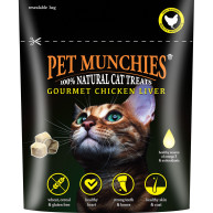 Pet Munchies Natural Cat Treats 10g - Chicken Fillet