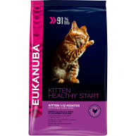 Eukanuba Healthy Start 1-12 Months Rich in Chicken Kitten Food