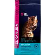 Eukanuba Top Condition 7+ Rich in Chicken Senior Cat Food