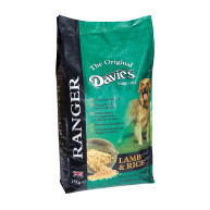 Davies Ranger Lamb & Rice Dog Food 15kg