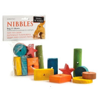 Nibbles Bag O Chews for Small Animals