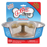 Loving Pets Gobble Stopper Slow Feeder for Dogs