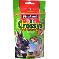 Vitakraft Fruit Crossys for Rabbits Banana Apricot