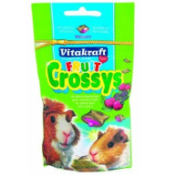 Vitakraft Fruit Crossys for Guinea Pigs