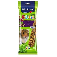 Vitakraft Kracker Grape & Nut for Hamsters 2 Pack