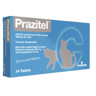 Prazitel Flavour Cat Tablets