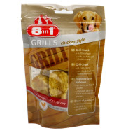 8in1 Grills Style dog Treats