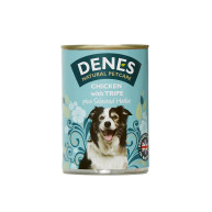 Denes Chicken & Tripe Adult Dog Food 12 x 400g