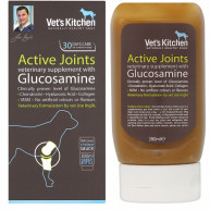 Vet's Kitchen Active Joints Supplement Squeezy Bottle 300ml