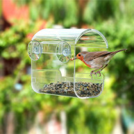 Alan Titchmarsh Window Bird Feeder