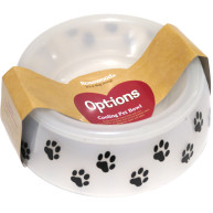 Rosewood Options Cooling Travel Dog Bowl