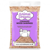 Animal Dreams Compressed Lavender Shaving Bale