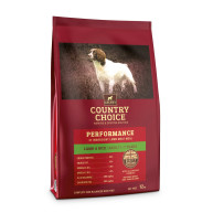 Gelert Country Choice Performance Lamb & Rice Adult Dog Food