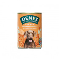 Denes Chicken with Vegetables Adult Dog Food 12 x 400g