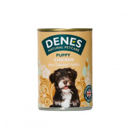 Denes Chicken with Herbs Puppy Food 12 x 400g