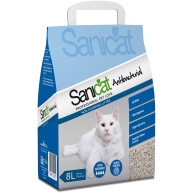 Sanicat Antibacterial Cat Litter 8ltr