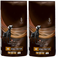 PURINA VETERINARY DIETS Canine NF Renal Function Dog Food Dry 12kg x 2
