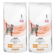 PURINA VETERINARY DIETS Feline OM Overweight Management Food 5kg x 2