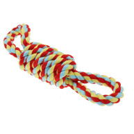 Happy Pet Dog Twist-Tee Coil Tugger & 2 Handles