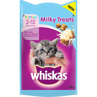 Whiskas Kitten Milky Treats 55g