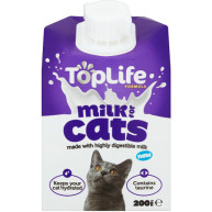 Toplife Milk For Cats 200ml