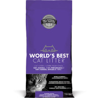 Worlds Best Cat Litter Lavender Clumping Formula 12.7kg