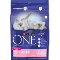 Purina ONE Chicken & Whole Grains Junior Cat Food 3kg