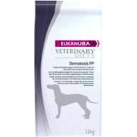 Eukanuba Veterinary Dermatosis FP Adult Dog Food 12kg