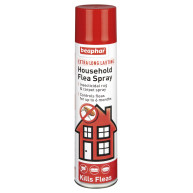 Extra Long Lasting Household Flea Spray 300ml