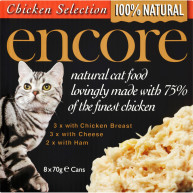 Encore Chicken Selection Can Cat Food