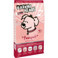 Barking Heads Fusspot Salmon & Potato Adult Dog Food