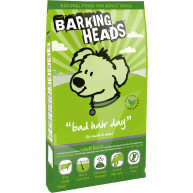 Barking Heads Bad Hair Day Adult Lamb 12kg