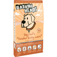 Barking Heads Big Foot Tender Loving Care Large Breed Adult Dog Food 12kg