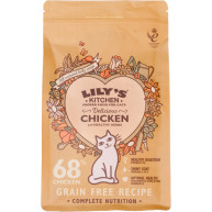Lilys Kitchen Delicious Chicken Complete Adult Cat Food 200g