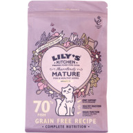 Lilys Kitchen Marvellously Mature Fish Complete Senior Cat Food
