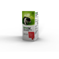 Drontal Puppy Worming Suspension 100ml NFA-D